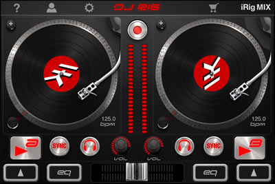 DJ Rig for iPhone
